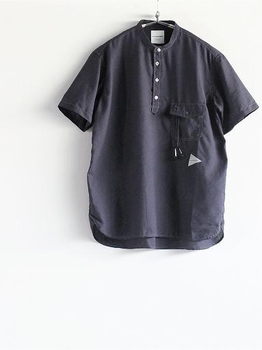 and wander Dry Linen Short Sleeve Shirt_b0139281_133172.jpg