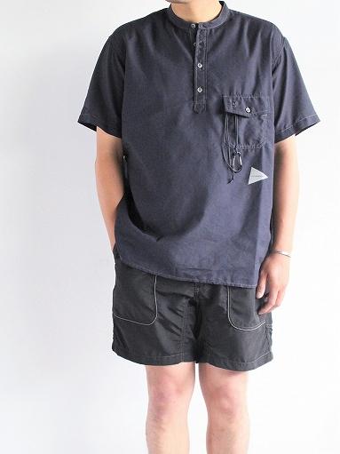 and wander Dry Linen Short Sleeve Shirt_b0139281_1765636.jpg