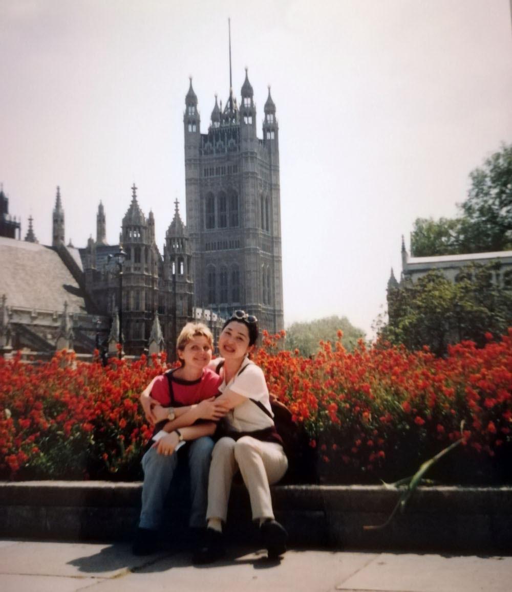 人生って面白いーイギリスと私のお話①_c0179785_15263576.jpg