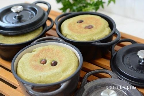 バーミキュラビレッジ限定10cmでパンを焼く_f0329586_09355696.jpg