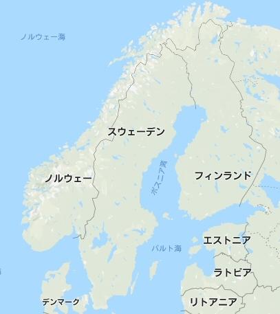 北欧3国 C型コロナ感染比較。 やはりスウェーデンは失敗_b0098997_08330164.jpg