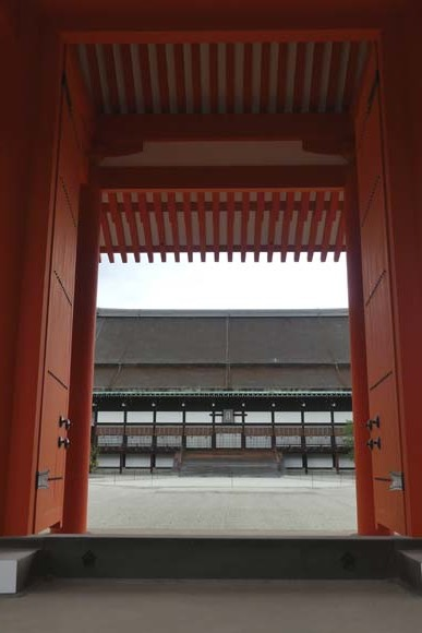 京都御所参観_e0048413_21374325.jpg