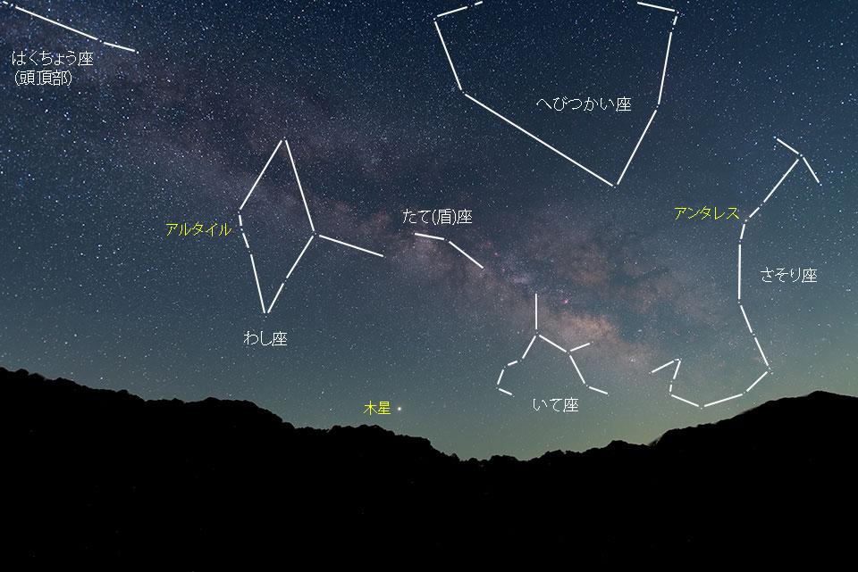 梅雨前の天の川観察_d0383419_15145925.jpg