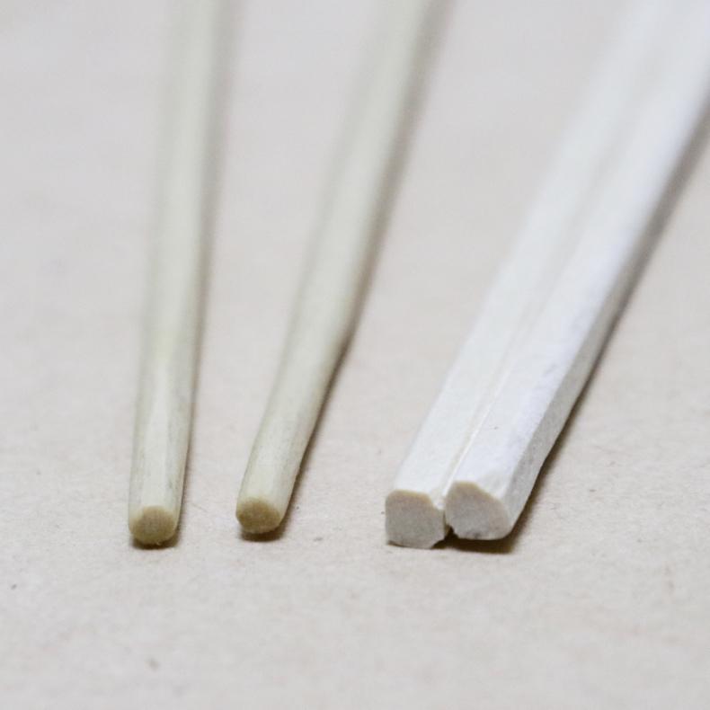 割り箸を削って、ちょっと高級そうな箸に_c0060143_17574002.jpg
