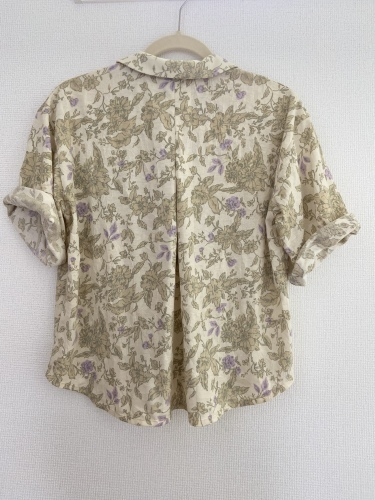 Mパターン研究所 オープンカラーシャツ。_e0031249_09180017.jpeg