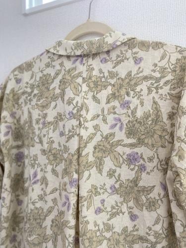 Mパターン研究所 オープンカラーシャツ。_e0031249_09181828.jpeg