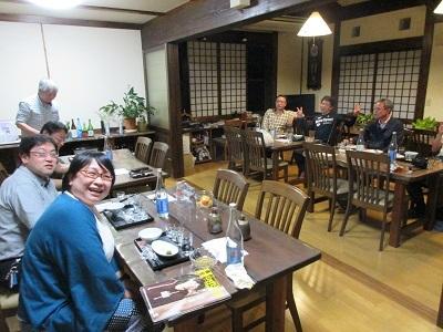 清酒司牡丹を楽しむ夕食会_f0006356_08522066.jpg
