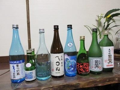 清酒司牡丹を楽しむ夕食会_f0006356_08523803.jpg