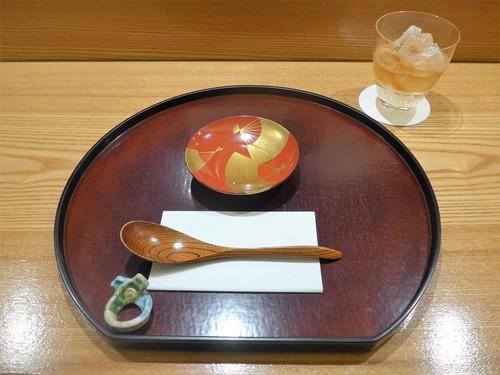 表参道「日本料理 太月」へ行く。_f0232060_1235927.jpg