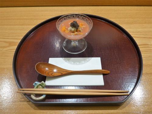 表参道「日本料理 太月」へ行く。_f0232060_12364946.jpg