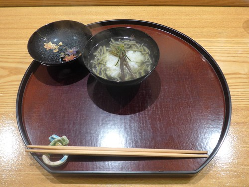 表参道「日本料理 太月」へ行く。_f0232060_12433871.jpg
