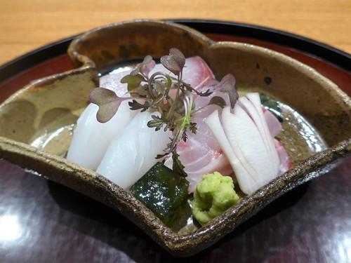 表参道「日本料理 太月」へ行く。_f0232060_12445916.jpg