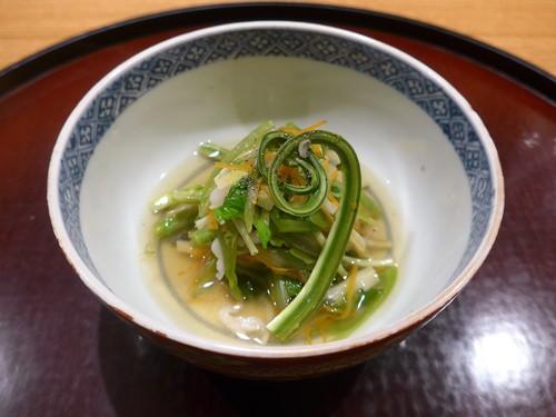 表参道「日本料理 太月」へ行く。_f0232060_1254320.jpg