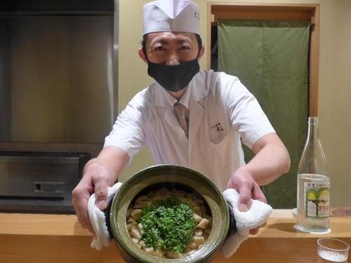 表参道「日本料理 太月」へ行く。_f0232060_131262.jpg