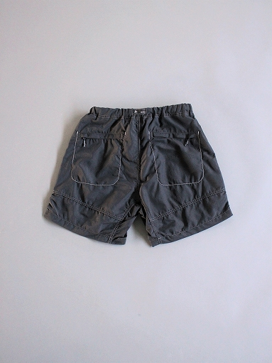 and wander Nylon Climbing Short Pants / Black_b0139281_13382165.jpg