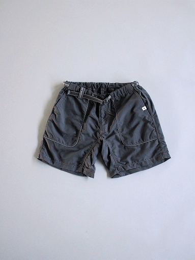 and wander Nylon Climbing Short Pants / Black_b0139281_1338763.jpg