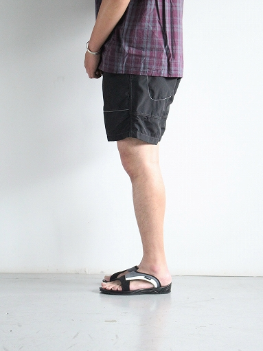 and wander Nylon Climbing Short Pants / Black_b0139281_13522893.jpg