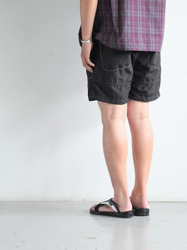and wander Nylon Climbing Short Pants / Black_b0139281_15332249.jpg