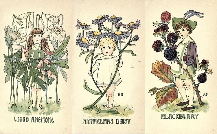 ネリー・ベンソンの花の女の子たち_c0084183_15190676.jpg