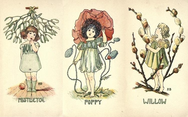 ネリー・ベンソンの花の女の子たち_c0084183_15190946.jpg