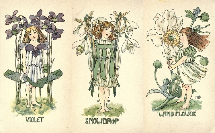 ネリー・ベンソンの花の女の子たち_c0084183_15191256.jpg