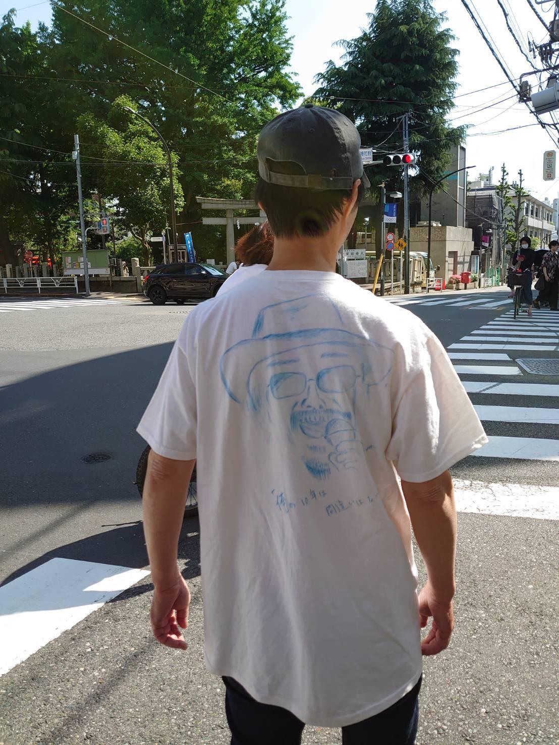 「ティーシャツ」_a0075684_10143167.jpg