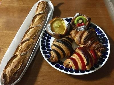今月オープンしたパン屋さん ハマブレッド_f0231189_15045350.jpg
