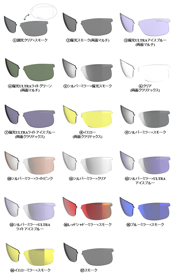 自由な組み合わせでオーダー出来るSWANS(スワンズ)純日本製スポーツサングラスSPRINGBOK(スプリングボック)カスタムアイウェア新色追加!_c0003493_09440060.jpg