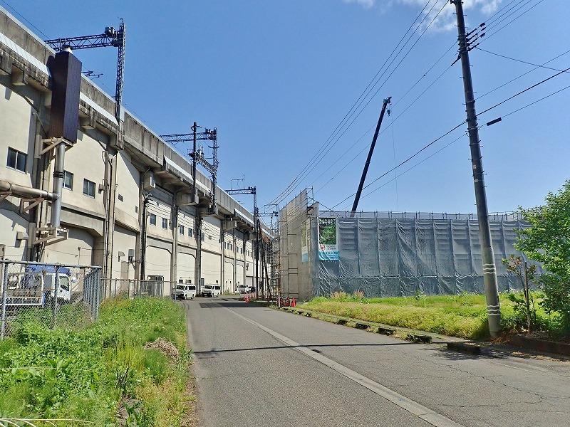 浦佐駅周辺はチョットした新築ブームです!_c0336902_18280698.jpg