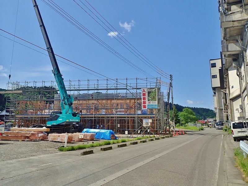 浦佐駅周辺はチョットした新築ブームです!_c0336902_18281017.jpg