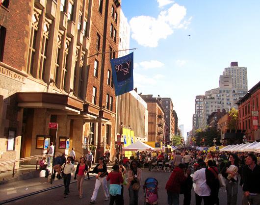 ニューヨークのストリート・フェア、過去ログでバーチャルお散歩_b0007805_22082589.jpg