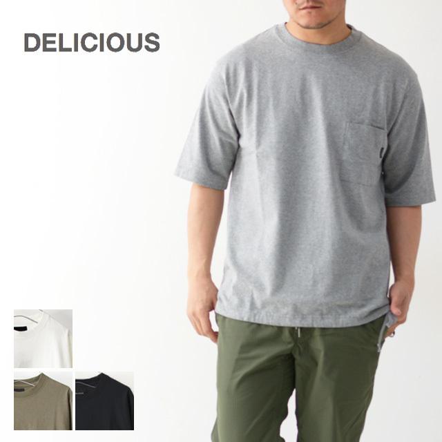 DELICIOUS [デリシャス] NORA T-Shirts [DC9401] ノラTシャツ・半袖・コットンTシャツ・MEN\'S _f0051306_11555064.jpg