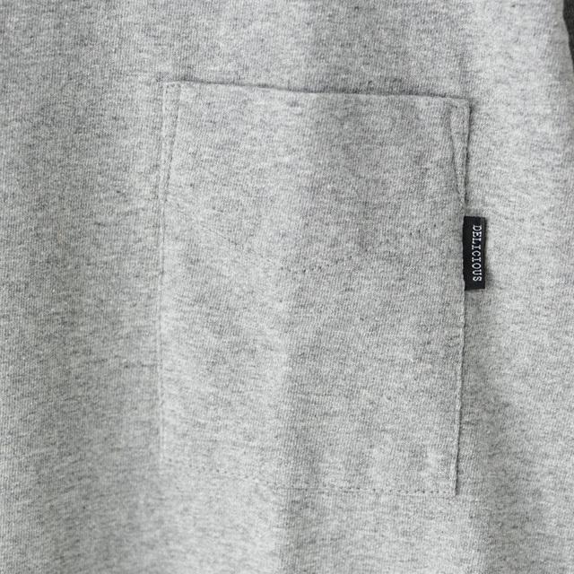 DELICIOUS [デリシャス] NORA T-Shirts [DC9401] ノラTシャツ・半袖・コットンTシャツ・MEN\'S _f0051306_11555104.jpg