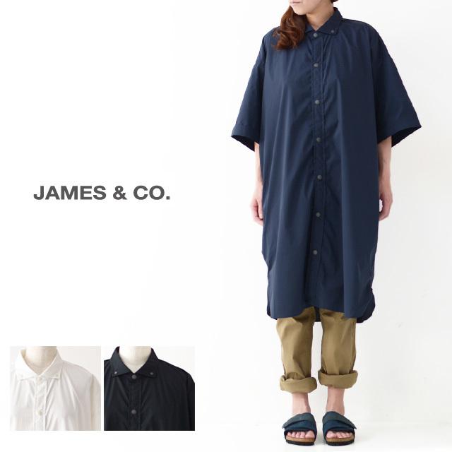 JAMES&CO. [ジェームスアンドコー] W\'s Big Pujol -Dress- [JD507] ビッグプジョル・長袖シャツ・LADY\'S _f0051306_12575268.jpg
