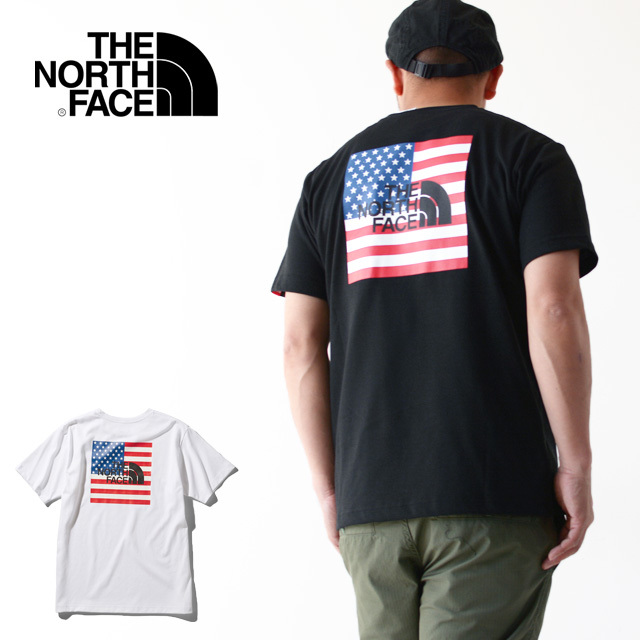 THE NORTH FACE [ザ ノースフェイス正規代理店] M S/S National Flag Tee [NT32053] Tシャツ・半袖・MEN\'S _f0051306_15060738.jpg