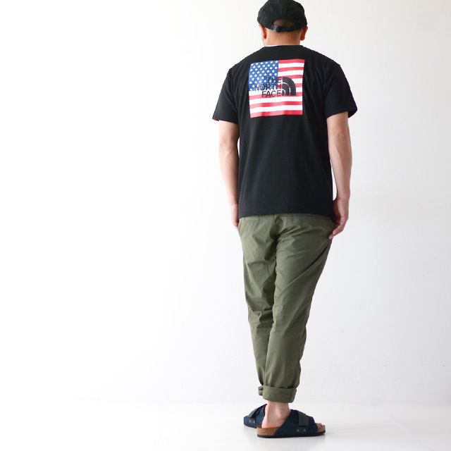 THE NORTH FACE [ザ ノースフェイス正規代理店] M S/S National Flag Tee [NT32053] Tシャツ・半袖・MEN\'S _f0051306_15060825.jpg