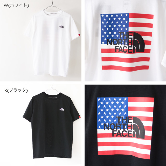 THE NORTH FACE [ザ ノースフェイス正規代理店] M S/S National Flag Tee [NT32053] Tシャツ・半袖・MEN\'S _f0051306_15060897.jpg