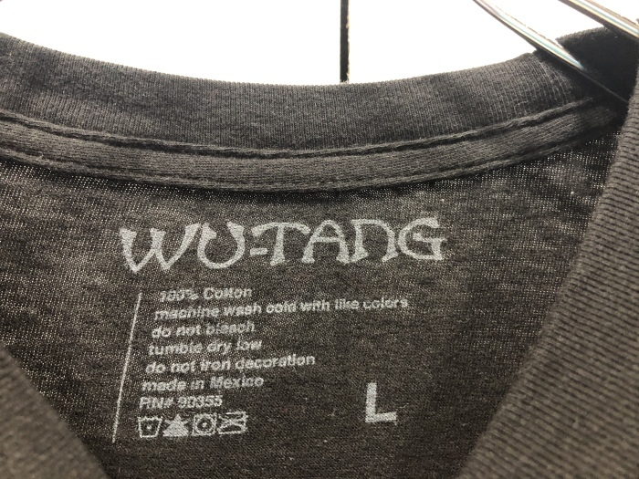WU-TANG& Levi\'s505_b0247211_20345396.jpeg