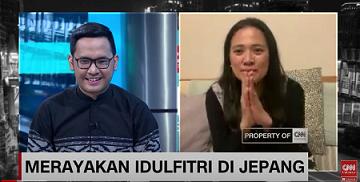 映像:在東京のインドネシア人の断食明けの過ごし方(インタビュー:Tokushige Ireshさん)@CNN Indonesia(5/24) _a0054926_08550234.jpg