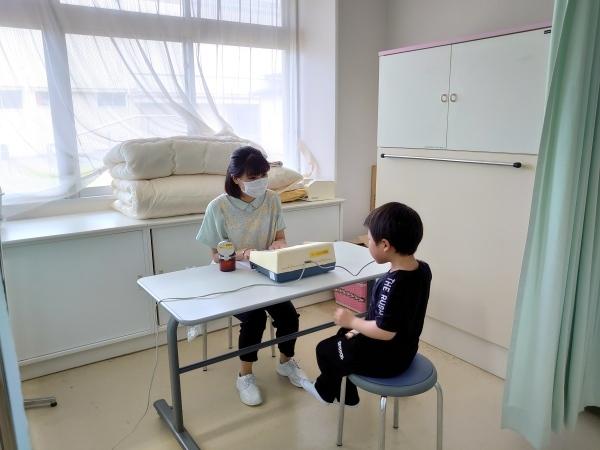 健康診断等が始まりました。_a0131631_16054002.jpg