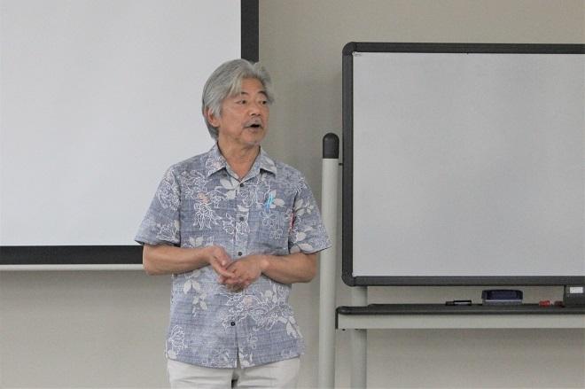 国際交流ファシリテーター演習において谷山博史氏の講義を受講しました_c0167632_14373543.jpg
