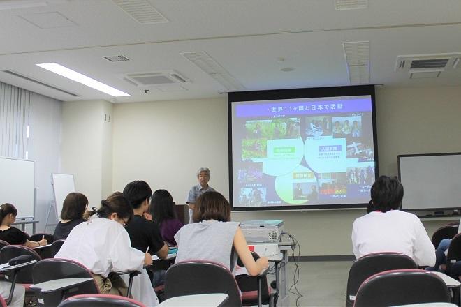 国際交流ファシリテーター演習において谷山博史氏の講義を受講しました_c0167632_14374282.jpg