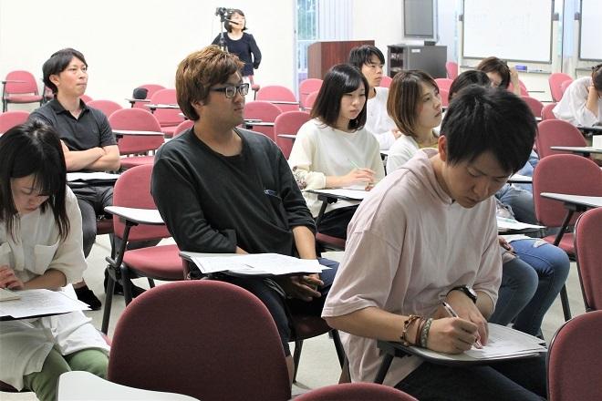 国際交流ファシリテーター演習において谷山博史氏の講義を受講しました_c0167632_14375057.jpg