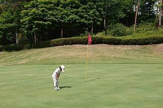 第37回 梶岡建設ジュニアゴルフ月例競技会_f0151251_10462964.jpg