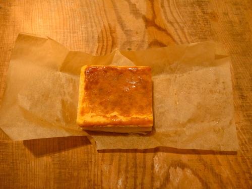 「Cheesecake HOLIC」のクリームチーズケーキ_f0232060_18381138.jpg