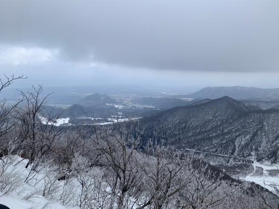 初雪山登山 大山_f0053665_23391363.jpg