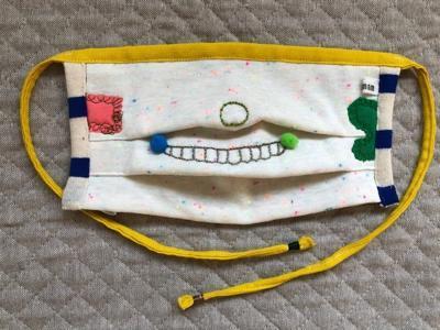 今まで作ったマムマスクです。_c0403069_13061116.jpg