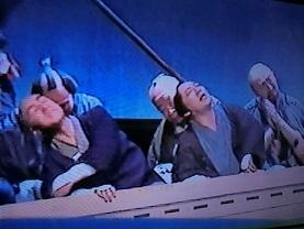 7-17/30-54 舞台「小林一茶」井上ひさし作 木村光一演出 こまつ座の時代(アングラの帝王から新劇へ)  _f0325673_10222858.jpg