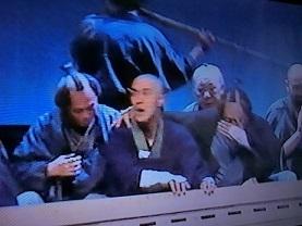 7-17/30-54 舞台「小林一茶」井上ひさし作 木村光一演出 こまつ座の時代(アングラの帝王から新劇へ)  _f0325673_10223716.jpg