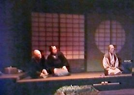 7-18/30-55 舞台「小林一茶」井上ひさし作 木村光一演出 こまつ座の時代(アングラの帝王から新劇へ)_f0325673_11561170.jpg